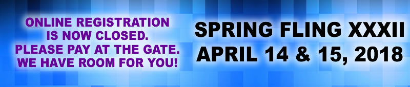 Register for Spring Fling